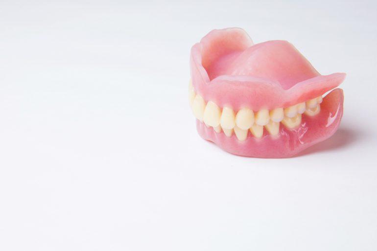 完成度の高い入れ歯