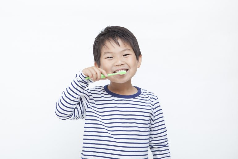 ずっと健康な歯を